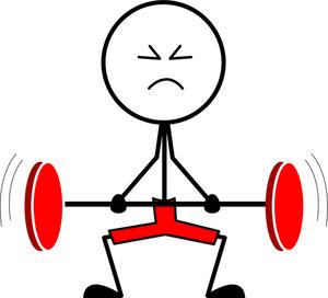 weightlieft